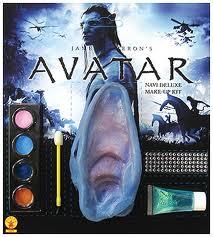 Avatar Halloween prop