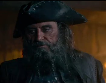 blackbeard face