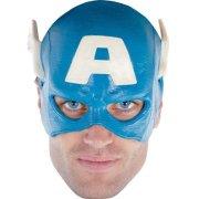 Halloween Captain America mask