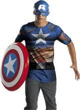 Halloween Captain America