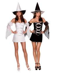 dinner part witch costumes