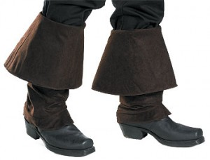 jack sparrow pirate boots for costume