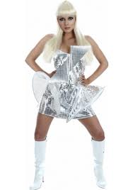costume of lady gaga