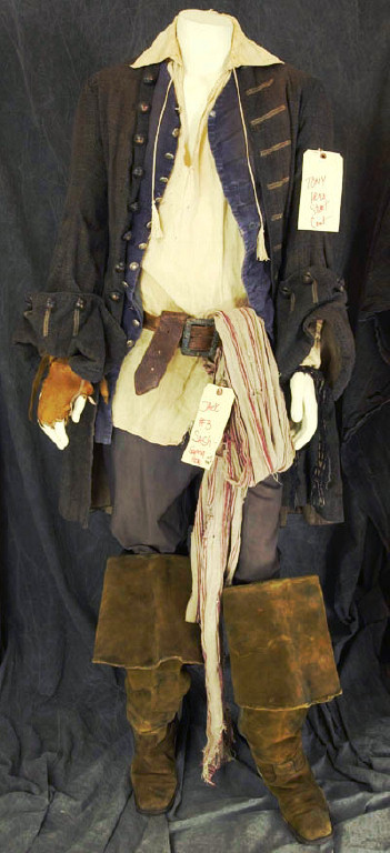 Costume officiel