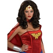 Wonder Women wig and headband