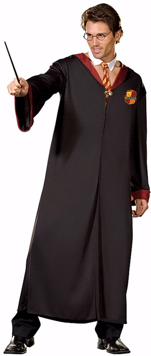 Good costume for both adults and kids!! adult harry potter costume