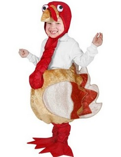 child turkey