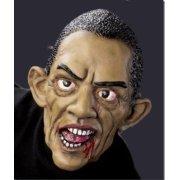 obama zombie mask