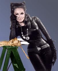 julie newmar as catwomen