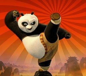 kung fu panda for halloween