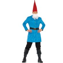 adult gnome halloween costume