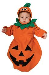 what should your baby where for halloween