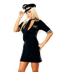 flight attendant halloween