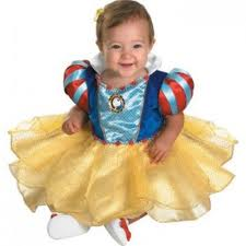 baby halloween snow white