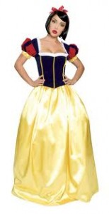 pretty girl halloween costume of princess