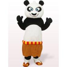 kung fu panda mascot