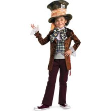 mad hatter kids costume