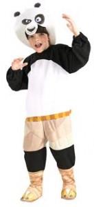 panda halloween costume