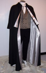 example of an opera cape