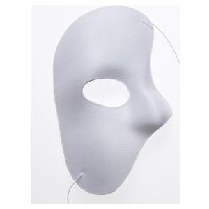 phantom of the opera halloween mask