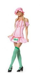 adult halloween costume for girls
