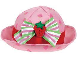 strawberry shortcake halloween cap