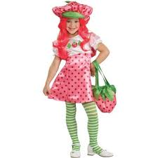 strawberry shorcake costume