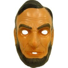 Abe Lincoln Mask