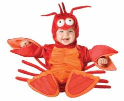 baby lobster outfit