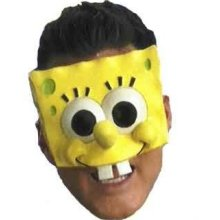 spongebob mask