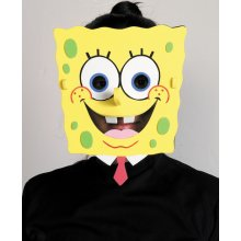 squarepants mask