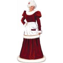 dress mrs santa