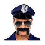 moustache handlebar