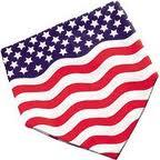flag bandana