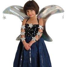 midnight fairy girl moon costume