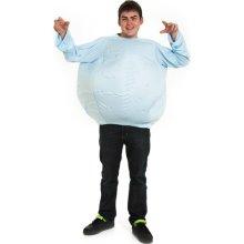 how-to-make-full-moon-body-costume
