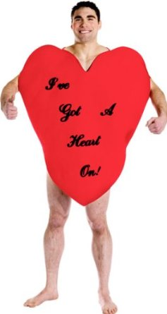 Valentines Day Costumes
