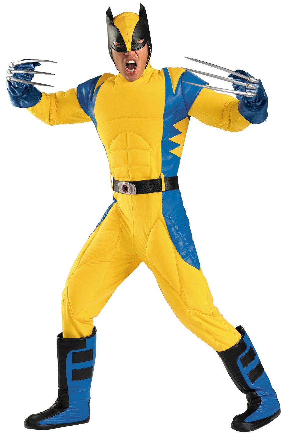 Wolverine Adult Costume 48