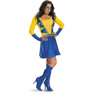girl wolverine costume
