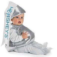 kiss baby costume