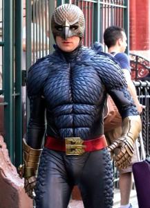 birdman costume complete