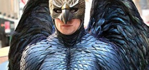 costume Birdman movie