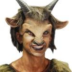 goat mask for goat costume
