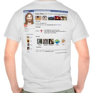 jesus facebook shirt