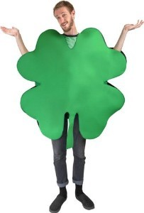 four leave clover costume