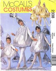 mccalls costume pattern hersheys kiss