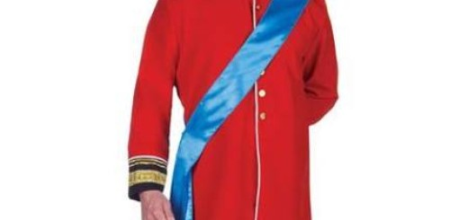 costume of prince william