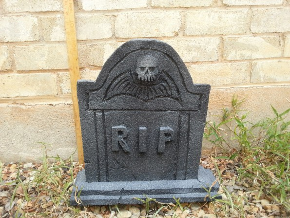 Tombstone - RIP