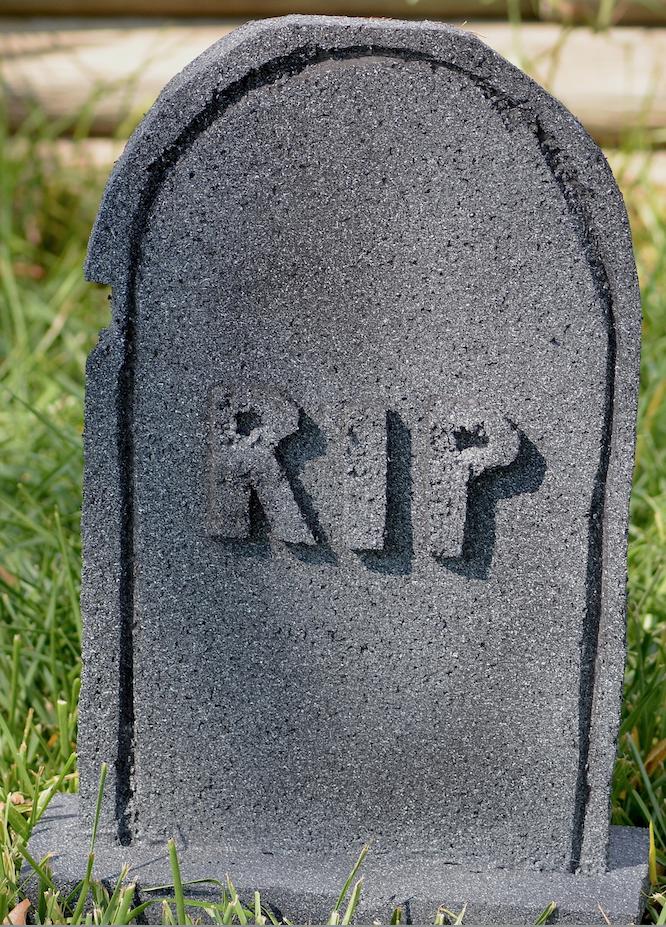 classic tombstone